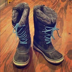 Rare Color Sorel Boots